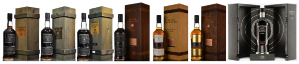 colours of bowmore collection