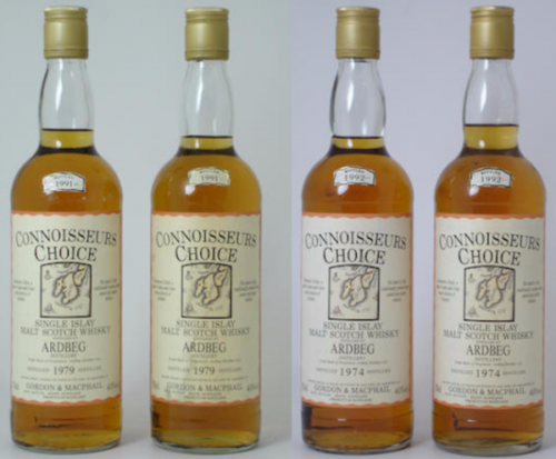 Ardbeg connoisseurs choice records