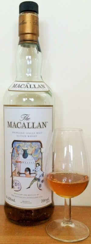 Macallan Archival Whisky series